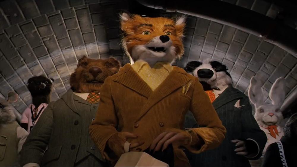 Splice Grading Fantastic Mr Fox